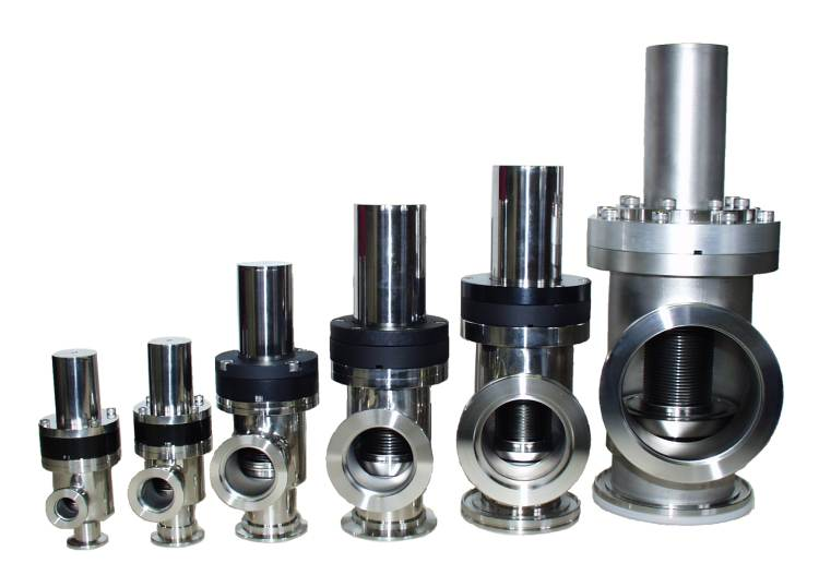Vacuum valves. Click for bigger picture in new window.